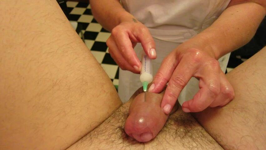 Порно Медсестра Со Щприцем